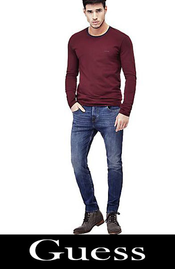 Jeans Skinny Guess Autunno Inverno Uomo 6