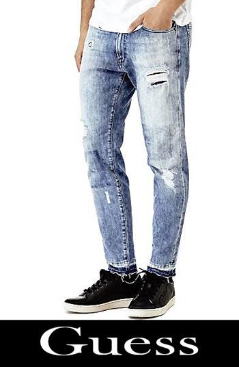 Jeans Strappati Guess Autunno Inverno Uomo 2