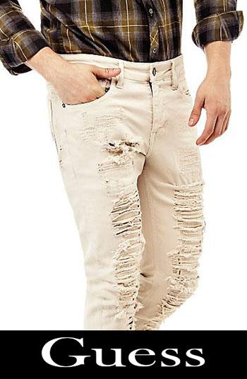 Jeans Strappati Guess Autunno Inverno Uomo 4