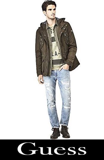 Jeans Strappati Guess Autunno Inverno Uomo 5
