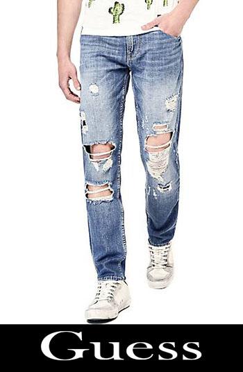 Jeans Strappati Guess Autunno Inverno Uomo 6