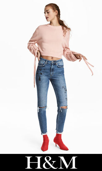 Jeans Strappati HM Autunno Inverno 1