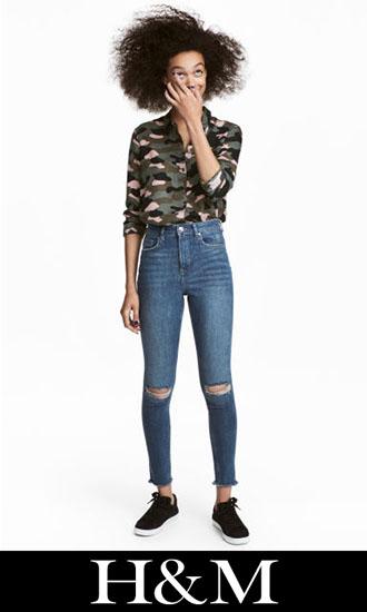 Jeans Strappati HM Autunno Inverno 2