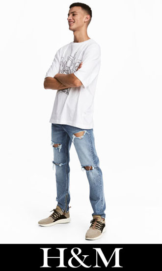Jeans Strappati HM Autunno Inverno Uomo 3
