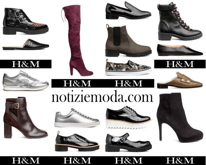 size 40 0d2cd 20f8c Scarpe HM autunno inverno 2017 2018 moda donna