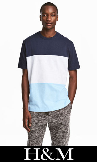 T Shirt HM Uomo Autunno Inverno 1