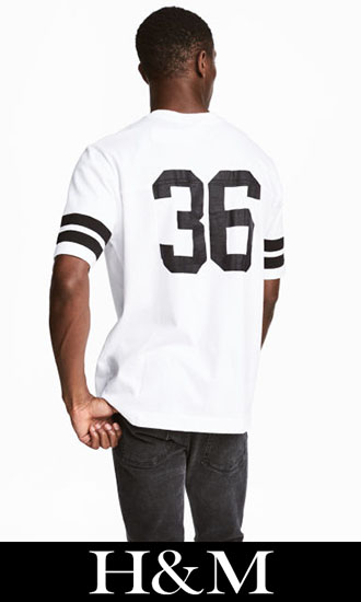 T Shirt HM Uomo Autunno Inverno 2