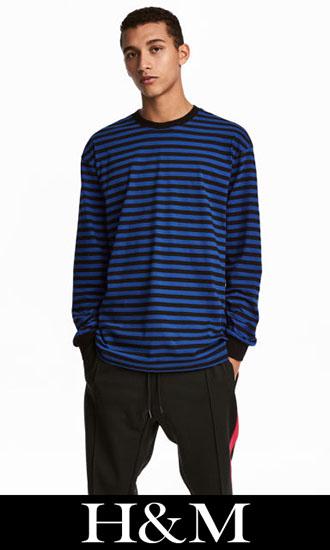 T Shirt HM Uomo Autunno Inverno 4