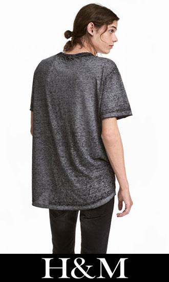 T Shirt HM Uomo Autunno Inverno 7