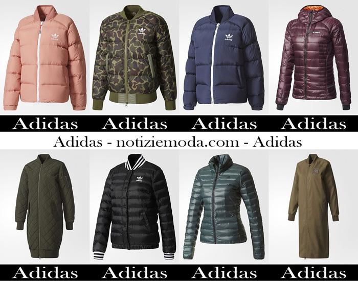 Nuovi Arrivi Adidas Donna Piumini Autunno Inverno
