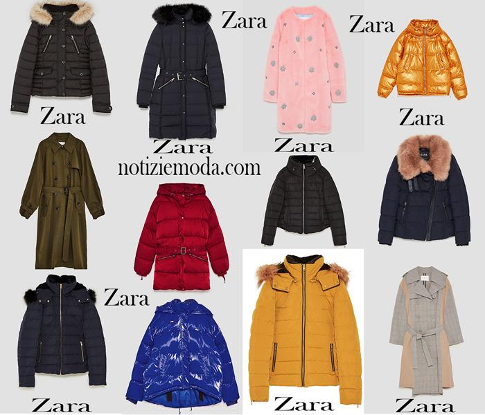 Nuovi Arrivi Zara Donna Piumini Autunno Inverno