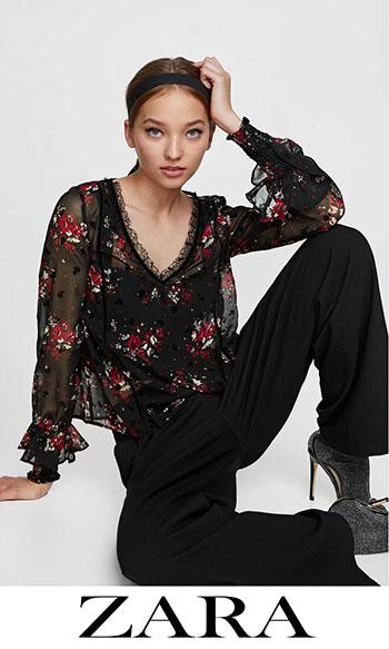Abbigliamento Zara Donna Idee Regalo Natale 9