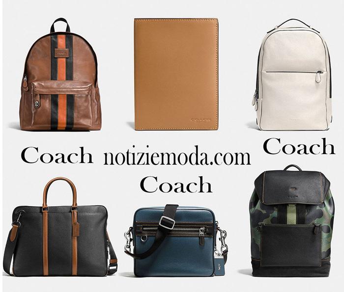 Borse Coach nuovi arrivi Coach per lui