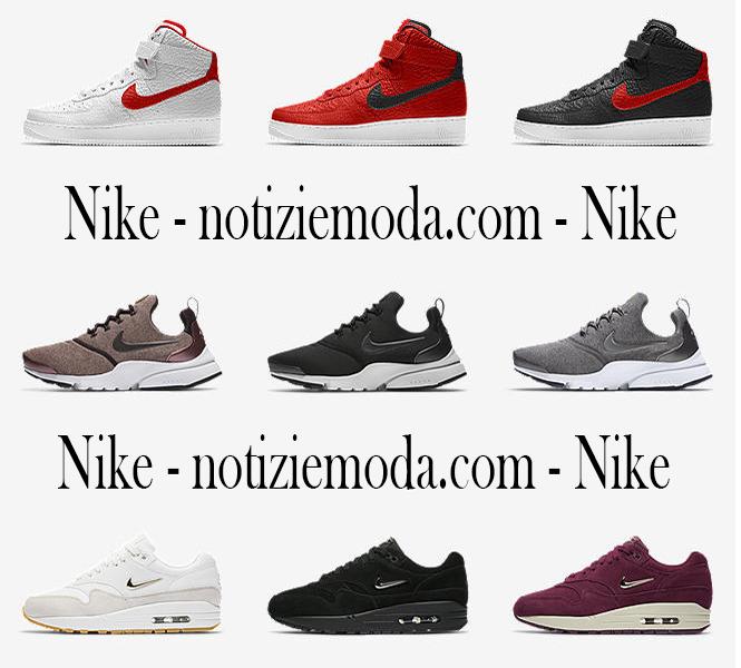 Notizie Moda Nike 2017 2018 Uomo
