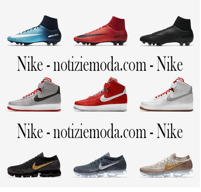 Notizie Moda Nike 2017 2018