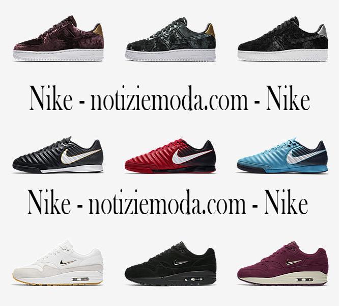 Nuovi Arrivi Nike Donna Sneakers Autunno Inverno