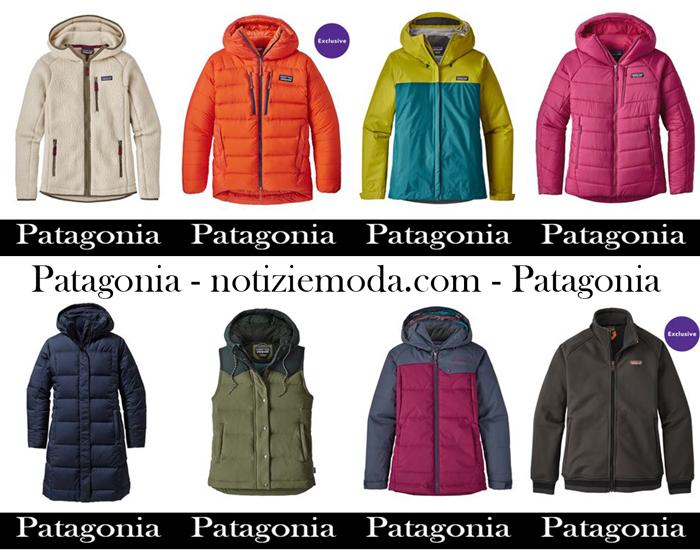 Nuovi Arrivi Patagonia Donna Piumini Autunno Inverno