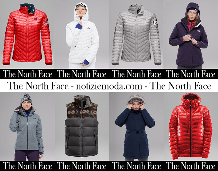 Nuovi Arrivi The North Face Donna Piumini Autunno Inverno
