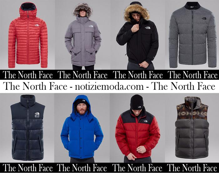 Nuovi Arrivi The North Face Uomo Piumini Autunno Inverno