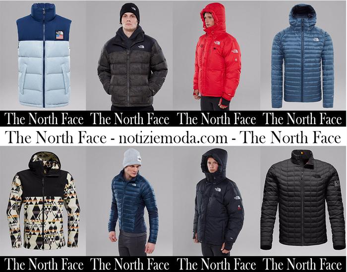 Piumini The North Face Autunno Inverno Uomo