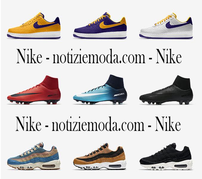 Sneakers Nike Autunno Inverno 2017 2018 Uomo