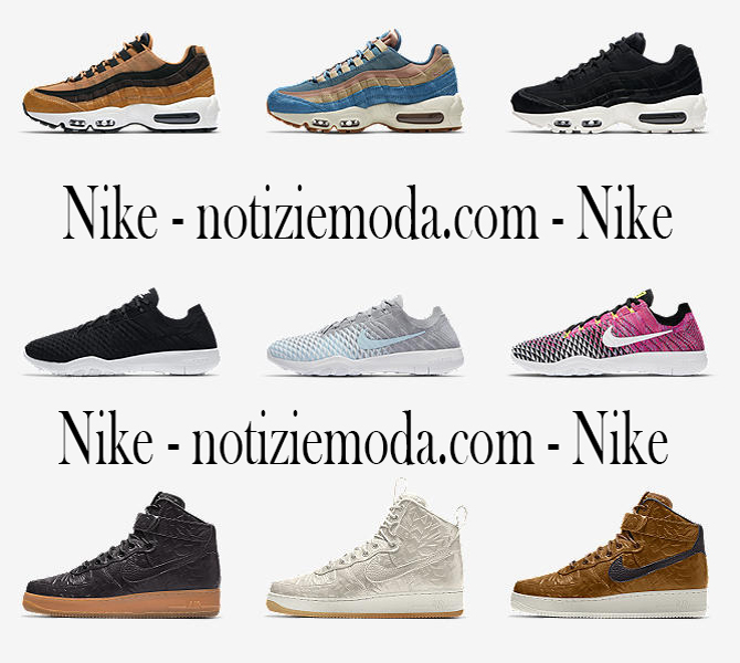 Sneakers Nike Autunno Inverno 2017 2018