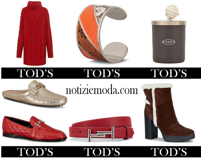 Abbigliamento Tod's donna idee regalo