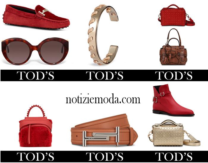Notizie moda Tod's donna idee regalo Tod's