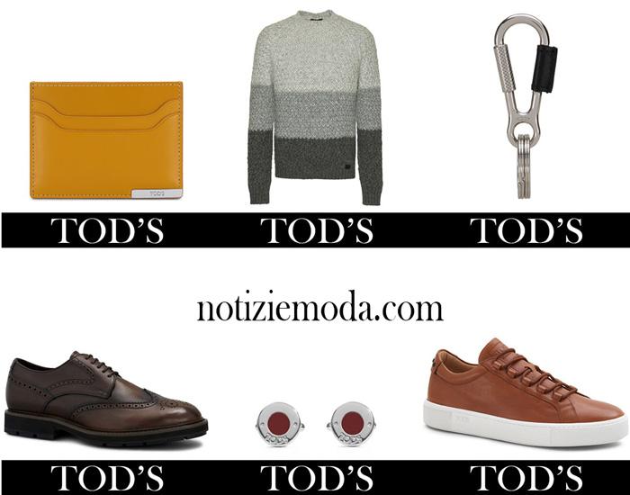 Notizie moda Tod's uomo idee regalo Tod's