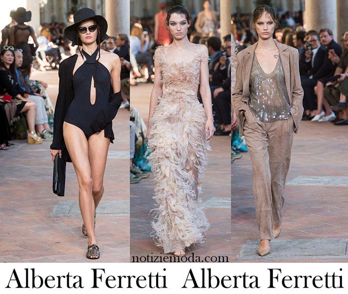 Abbigliamento Alberta Ferretti Primavera Estate Donna