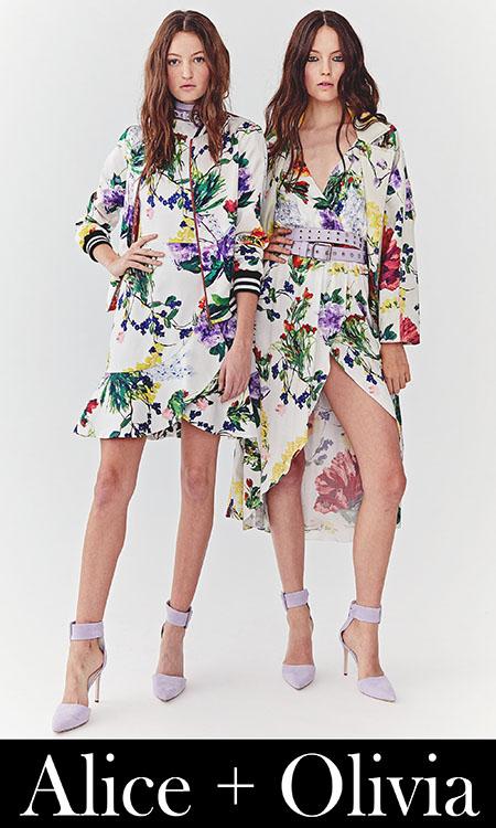 Abbigliamento Alice Olivia Primavera Estate 2018 Donna