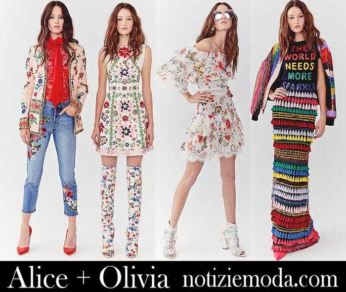 Abbigliamento Alice Olivia Primavera Estate Donna