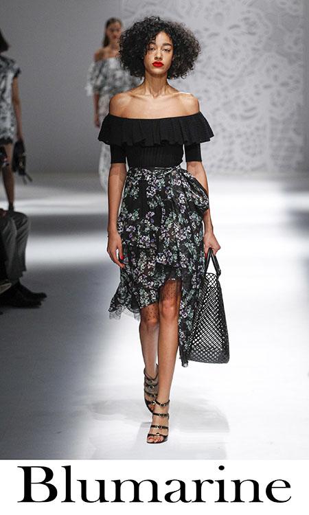 Abbigliamento Blumarine Primavera Estate 2018 Donna