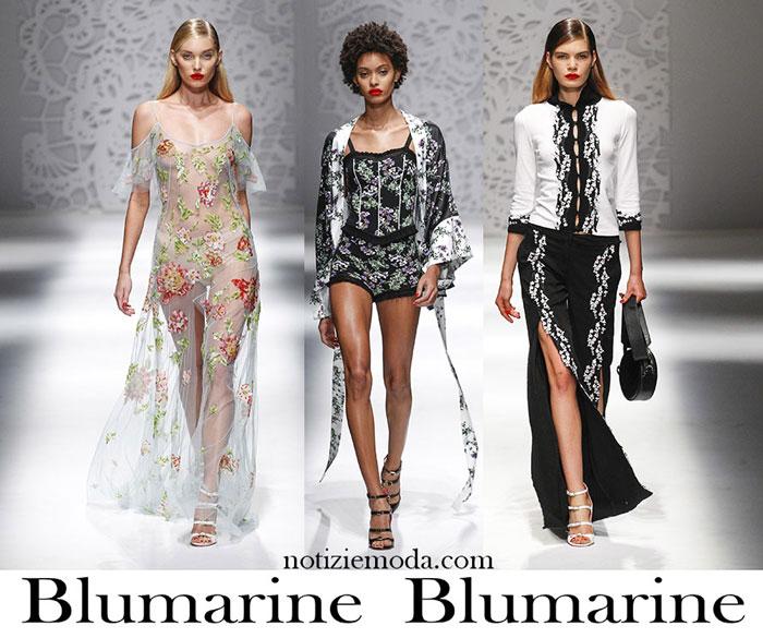 Abbigliamento Blumarine Primavera Estate Donna