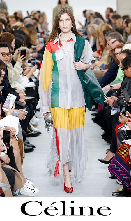 Abbigliamento Céline Primavera Estate Donna