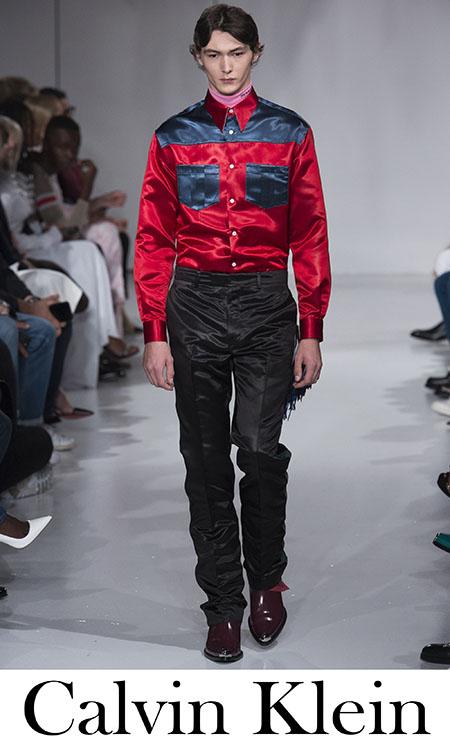 Abbigliamento Calvin Klein Primavera Estate 2018 Uomo