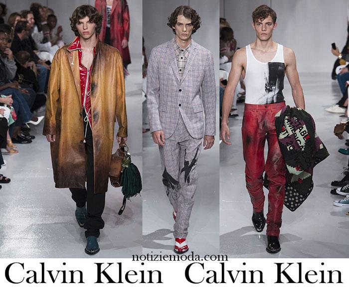 Abbigliamento Calvin Klein Primavera Estate Uomo