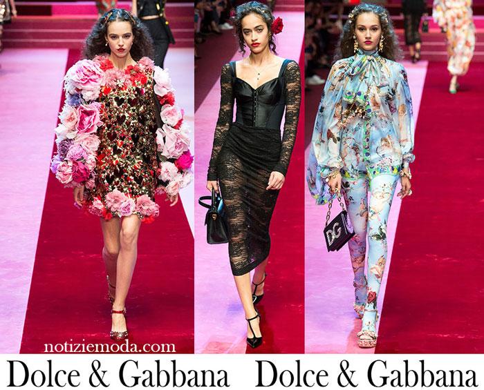 Abbigliamento Dolce Gabbana Primavera Estate Donna