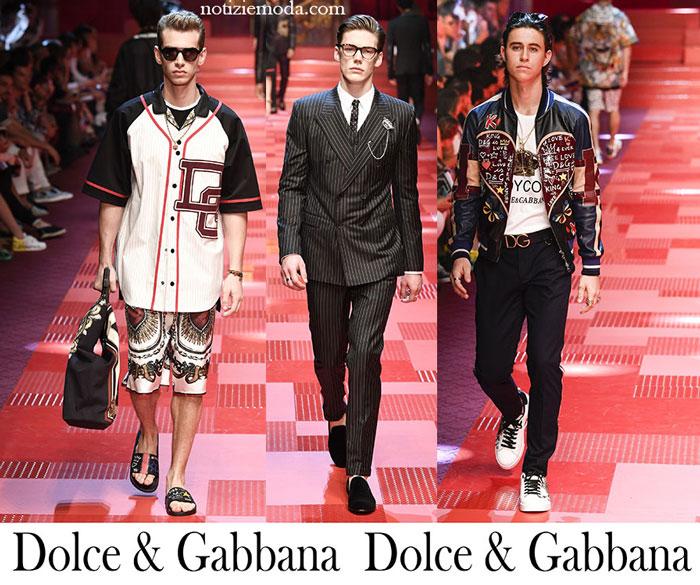 Abbigliamento Dolce Gabbana Primavera Estate Uomo