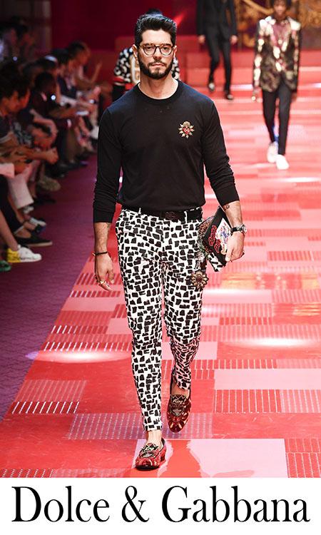 Abbigliamento Dolce Gabbana Uomo Primavera Estate