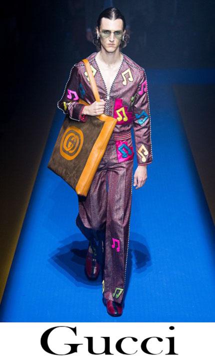 Abbigliamento Gucci Primavera Estate 2018 Uomo