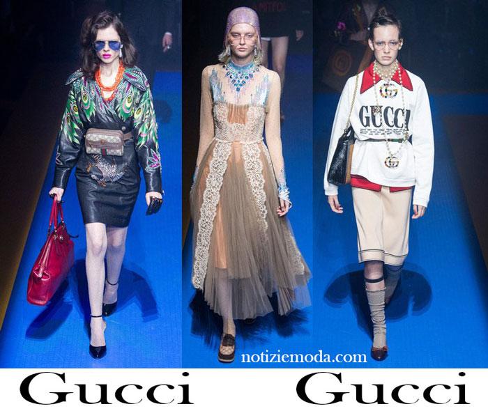 Abbigliamento Gucci Primavera Estate Donna