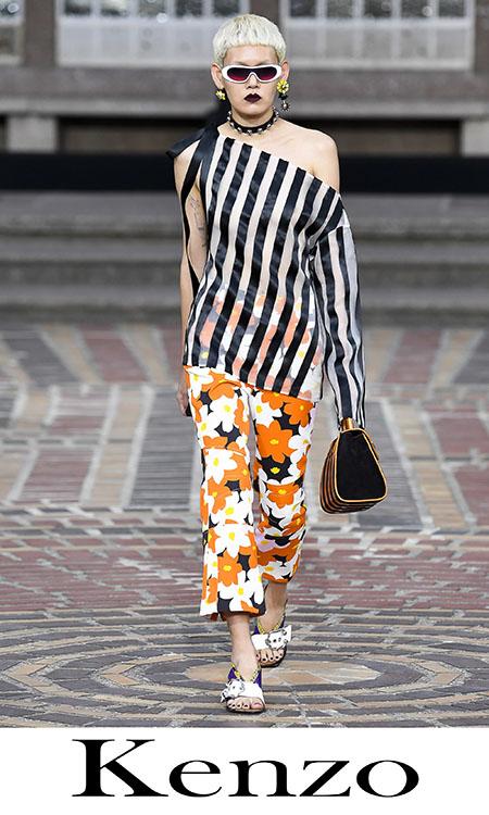 Abbigliamento Kenzo Primavera Estate 2018 Donna