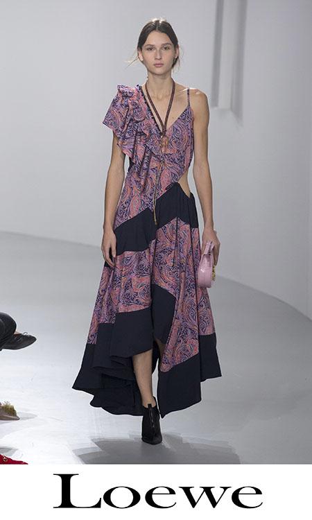 Abbigliamento Loewe Primavera Estate 2018 Donna