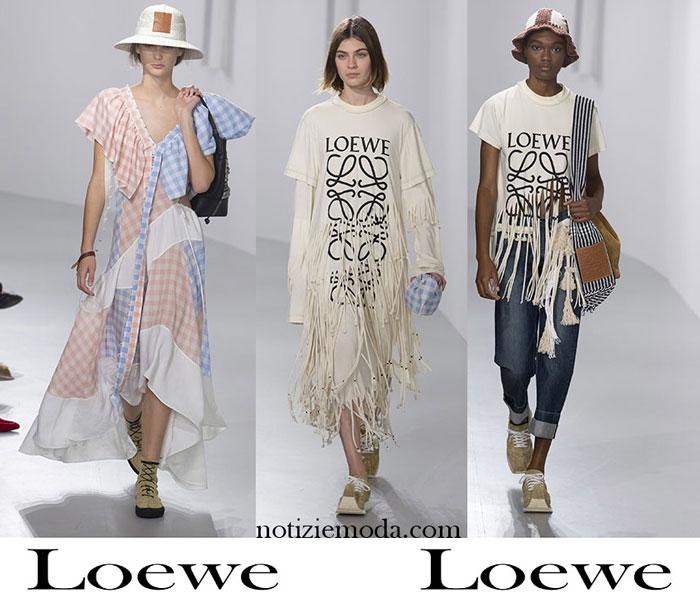 Abbigliamento Loewe Primavera Estate Donna