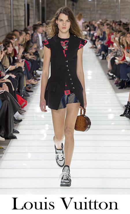 Abbigliamento Louis Vuitton Primavera Estate 2018 Donna