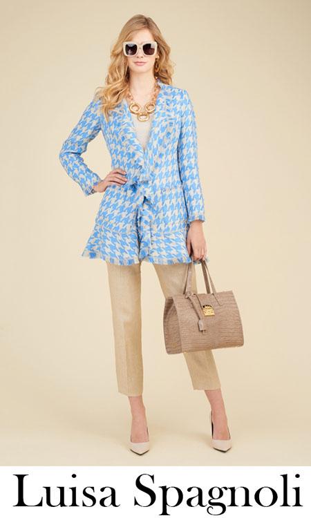 Abbigliamento Luisa Spagnoli Primavera Estate 2018 Donna