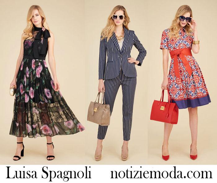 Abbigliamento Luisa Spagnoli Primavera Estate Donna