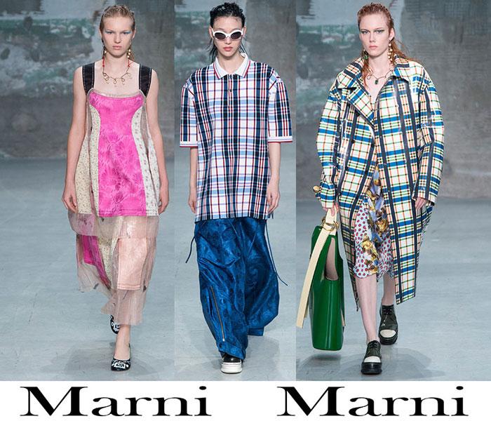 Abbigliamento Marni Primavera Estate Style Donna