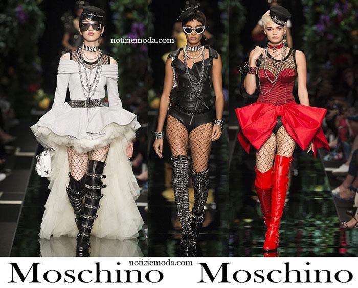 Abbigliamento Moschino Primavera Estate Donna
